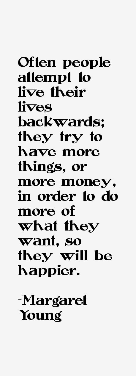 Margaret Young Quotes