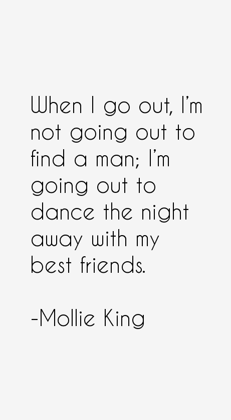 Mollie King Quotes Sayings Page 2