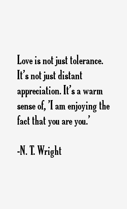 N. T. Wright Quotes