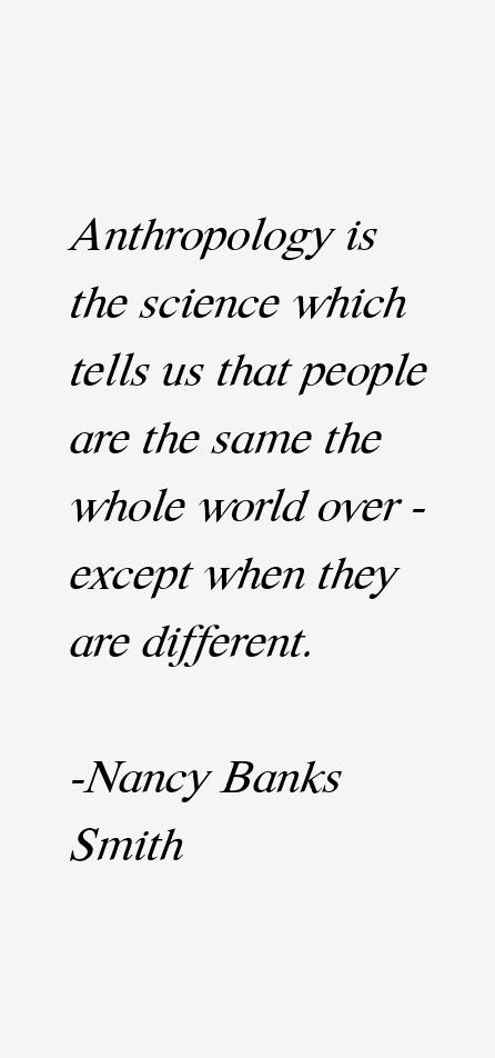 Nancy Banks Smith Quotes
