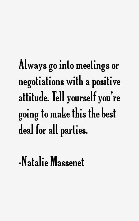 Natalie Massenet Quotes