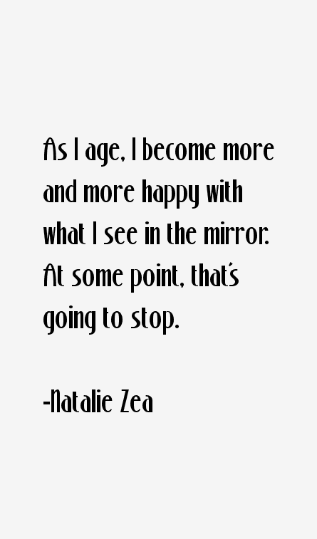 Natalie Zea Quotes