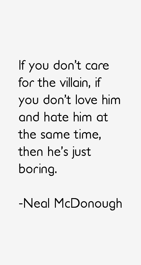 Neal McDonough Quotes