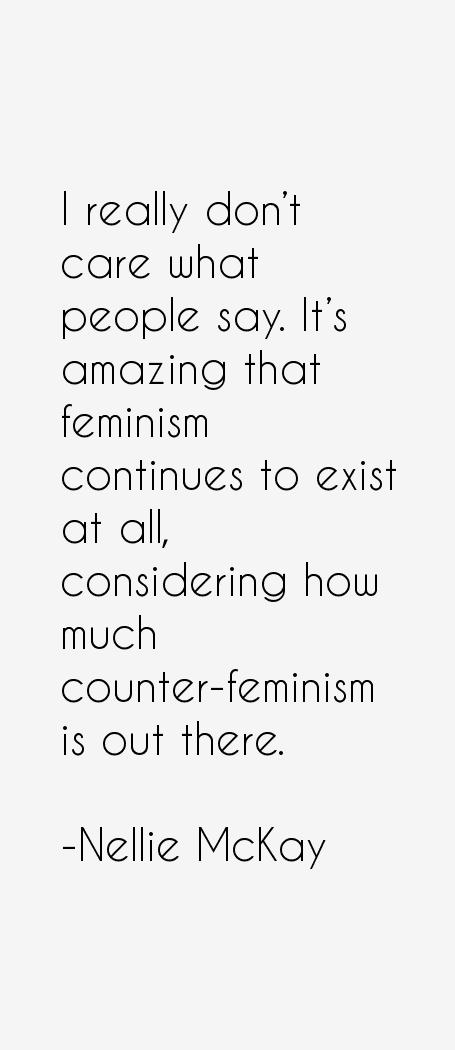 Nellie McKay Quotes