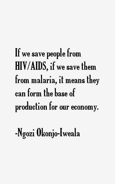 Ngozi Okonjo-Iweala Quotes