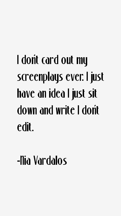 Nia Vardalos Quotes