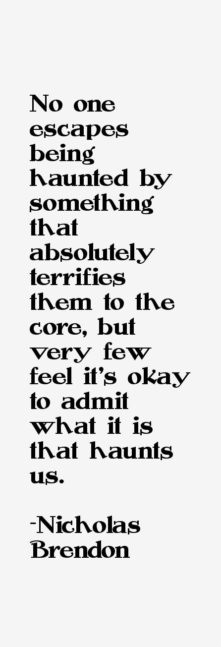 Nicholas Brendon Quotes