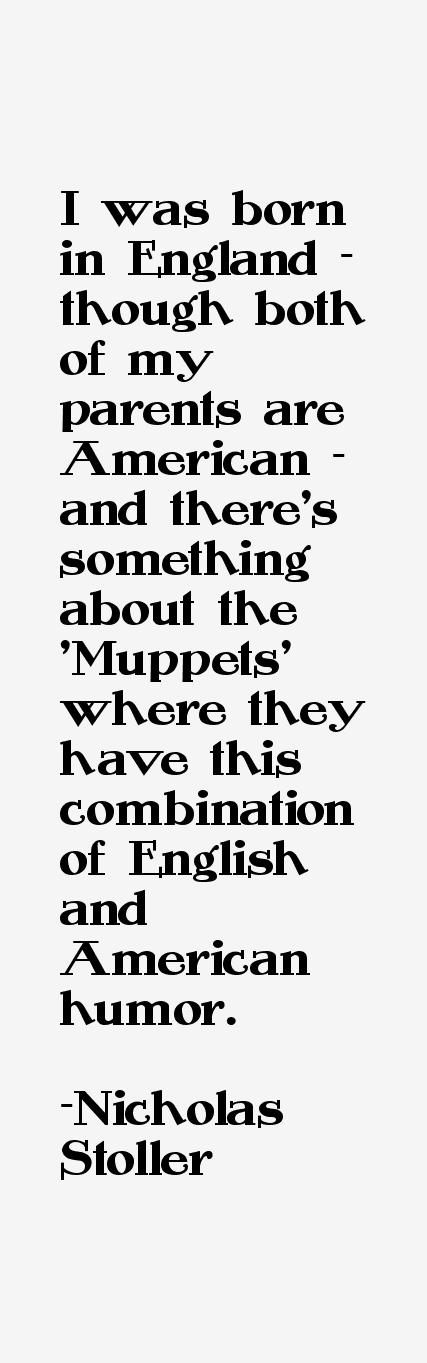 Nicholas Stoller Quotes