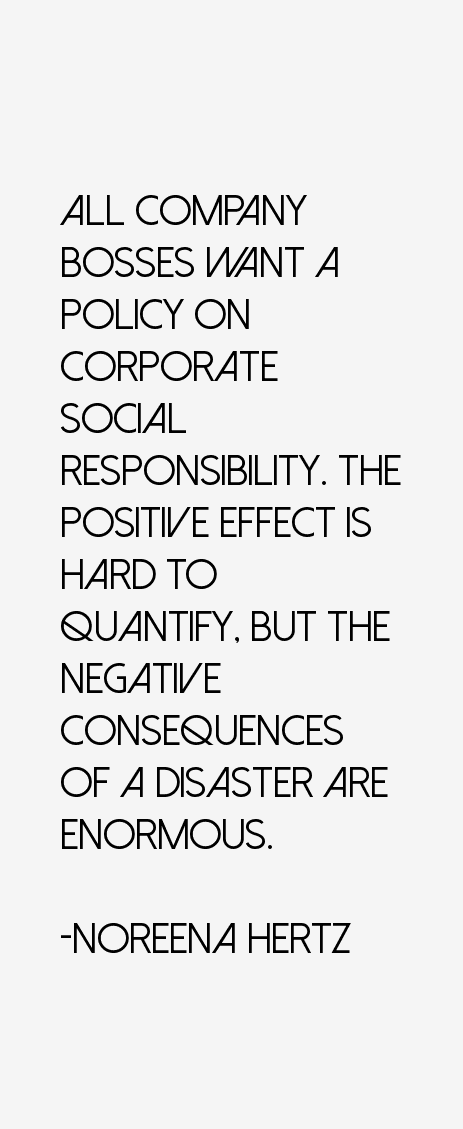 the effect of globalisation on corporate social responsibility 32 corporate social responsibility in the context of globalisation 7 33 major  reference  cial responsibility for the consequences of entre- preneurial actions.