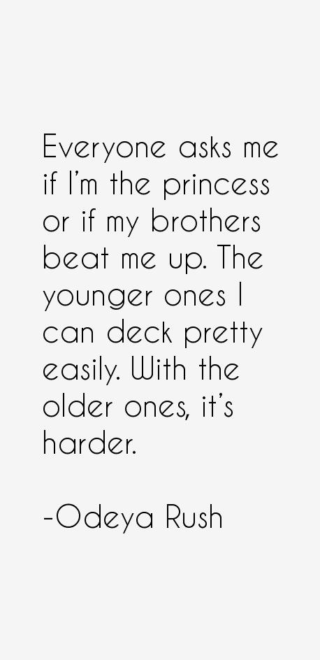 Odeya Rush Quotes