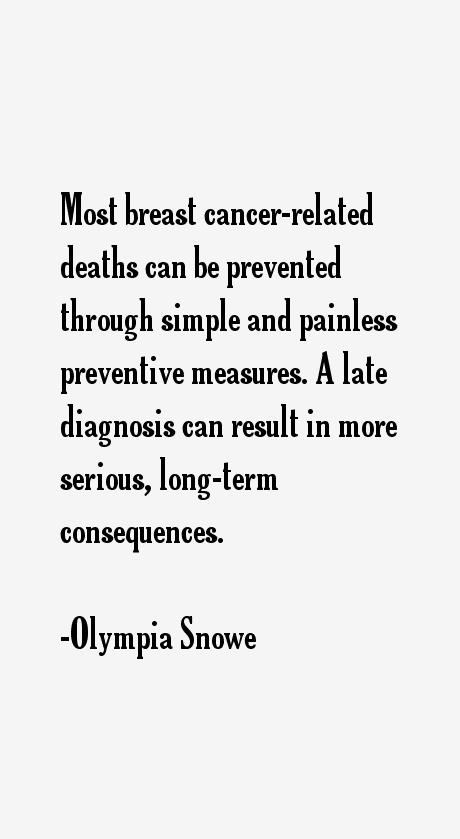 Olympia Snowe Quotes