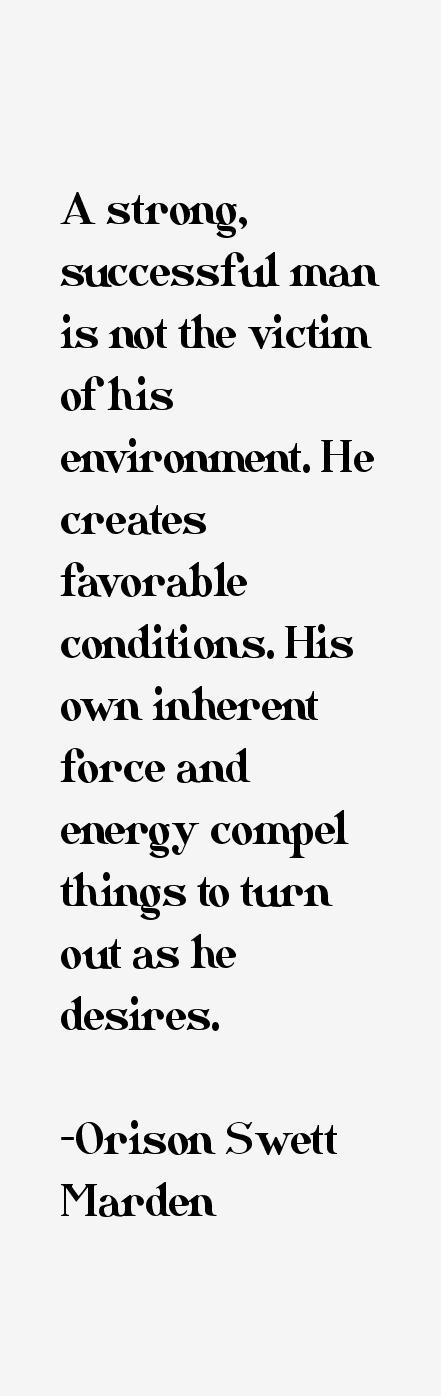 Orison Swett Marden Quotes