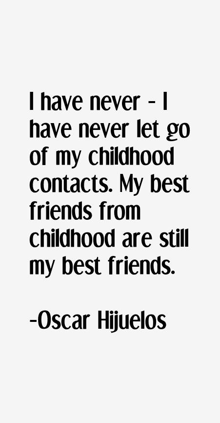 Oscar Hijuelos Quotes