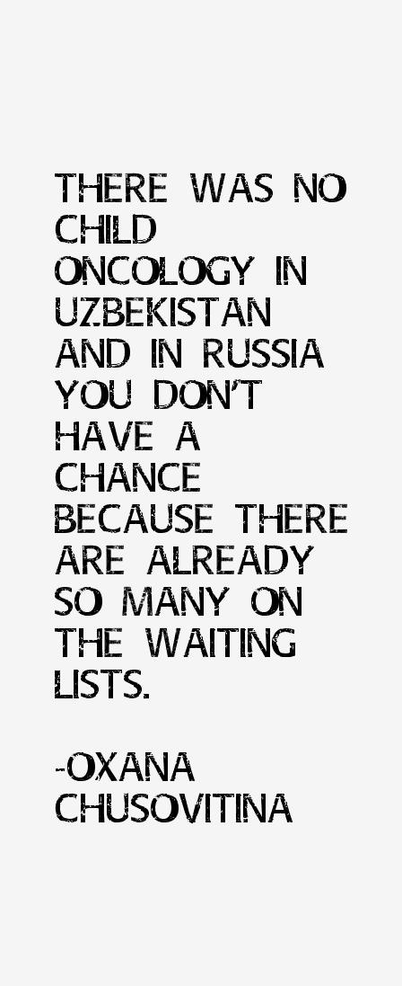 Oxana Chusovitina Quotes