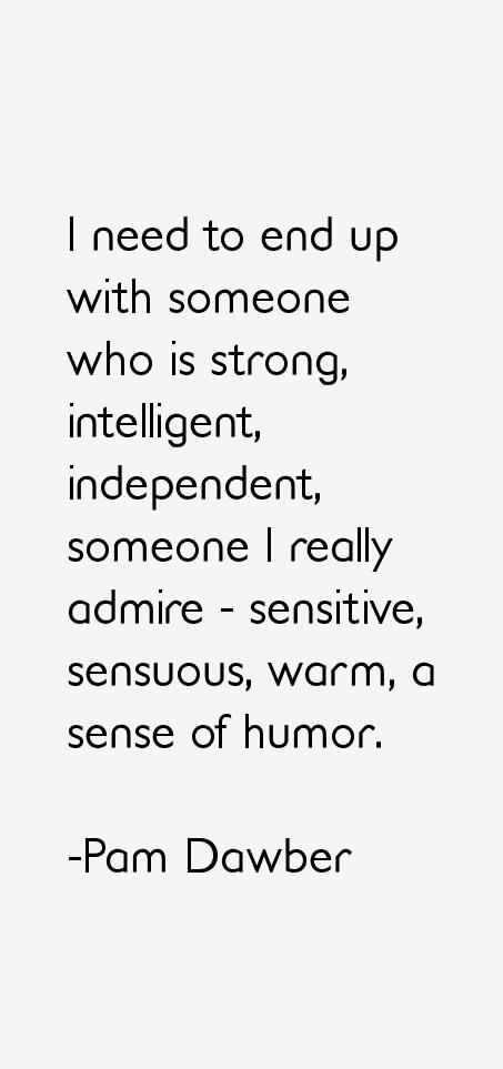 Pam Dawber Quotes