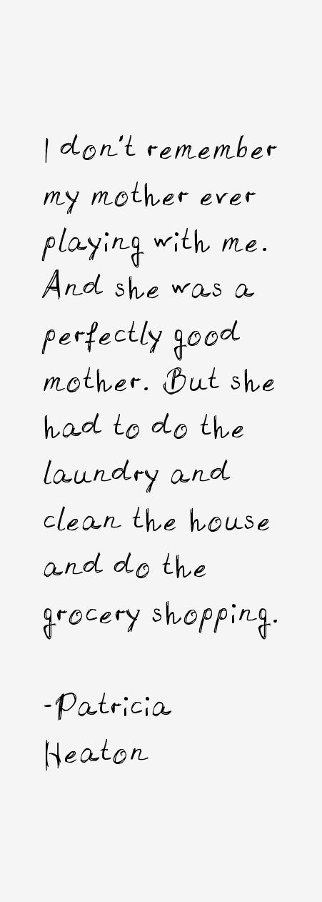 Patricia Heaton Quotes
