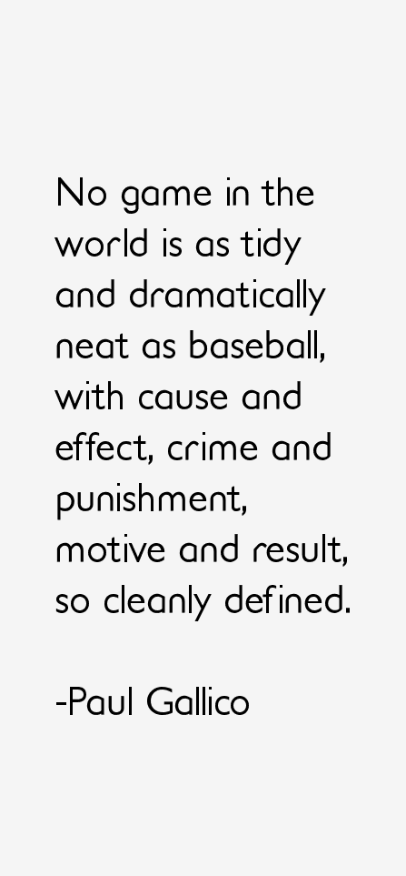Paul Gallico Quotes