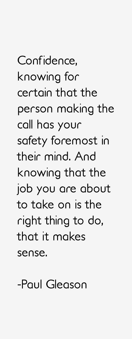 Paul Gleason Quotes