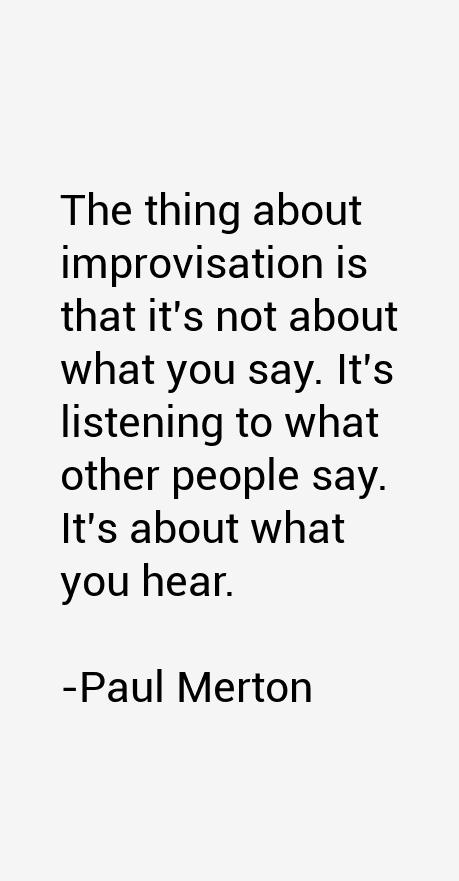Paul Merton Quotes