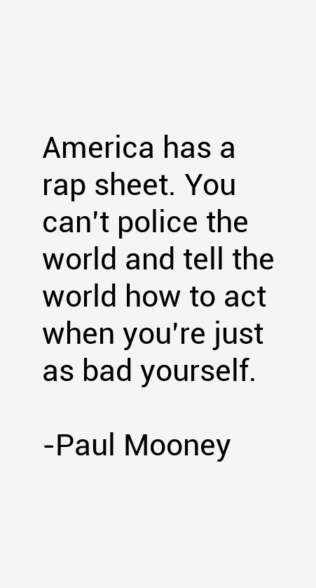 Paul Mooney Quotes