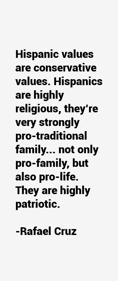 Rafael Cruz Quotes
