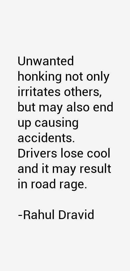 Rahul Dravid Quotes