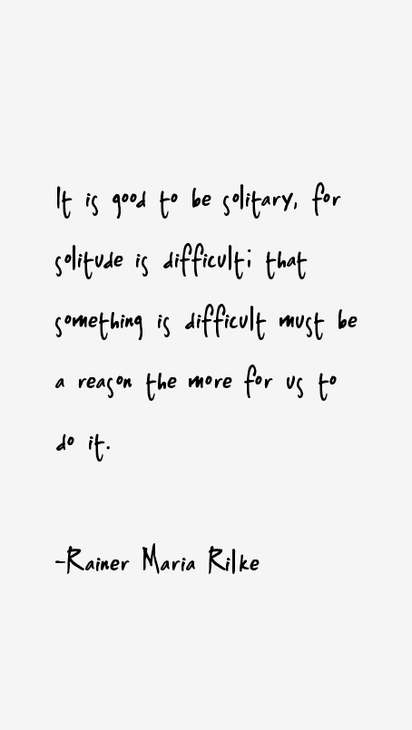Rainer Maria Rilke Quotes & Sayings (Page 3)