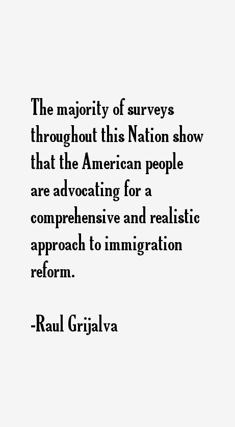 Raul Grijalva Quotes