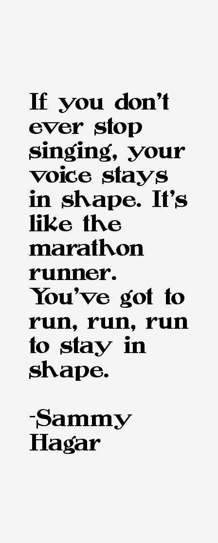 Sammy Hagar Quotes