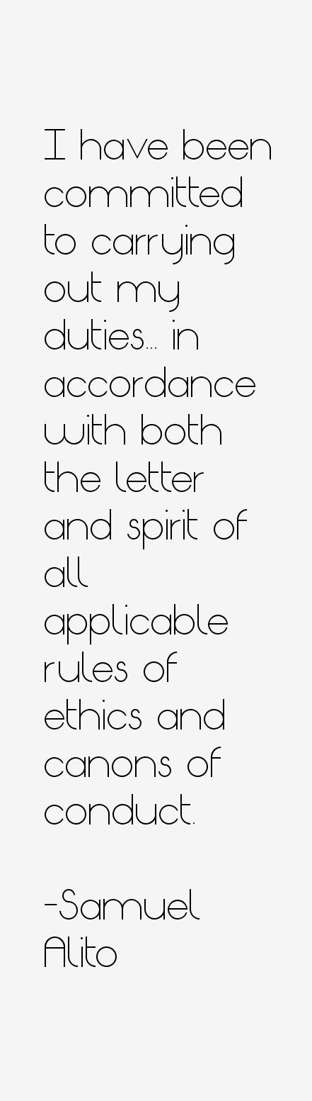 Samuel Alito Quotes