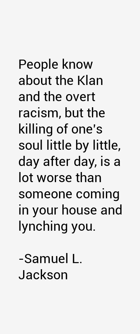 Samuel L. Jackson Quotes