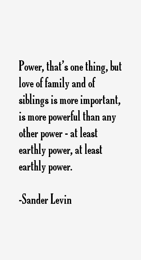 Sander Levin Quotes