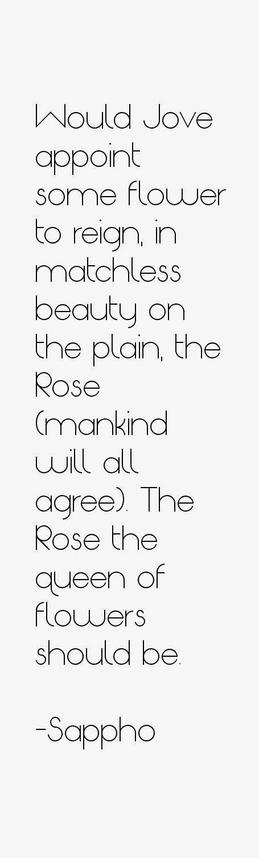 Sappho Quotes