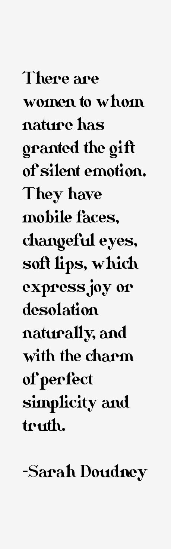Sarah Doudney Quotes