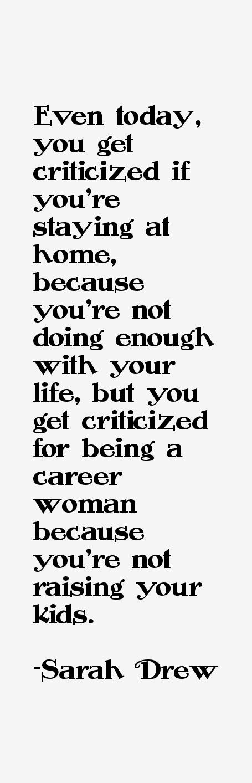 Sarah Drew Quotes