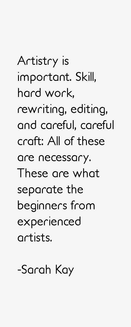 Sarah Kay Quotes