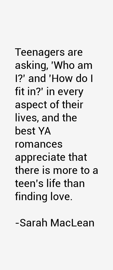 Sarah MacLean Quotes