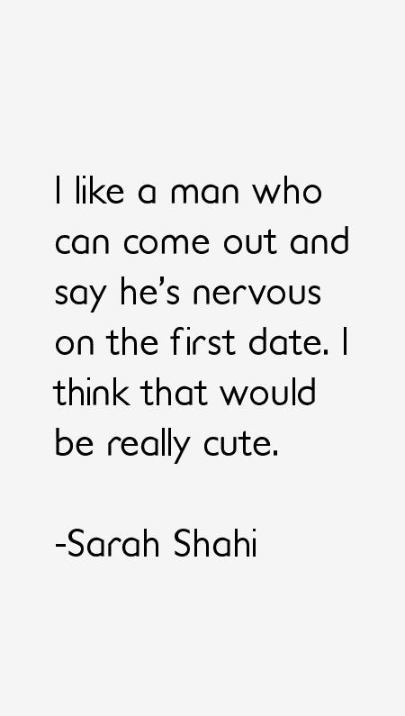 Sarah Shahi Quotes