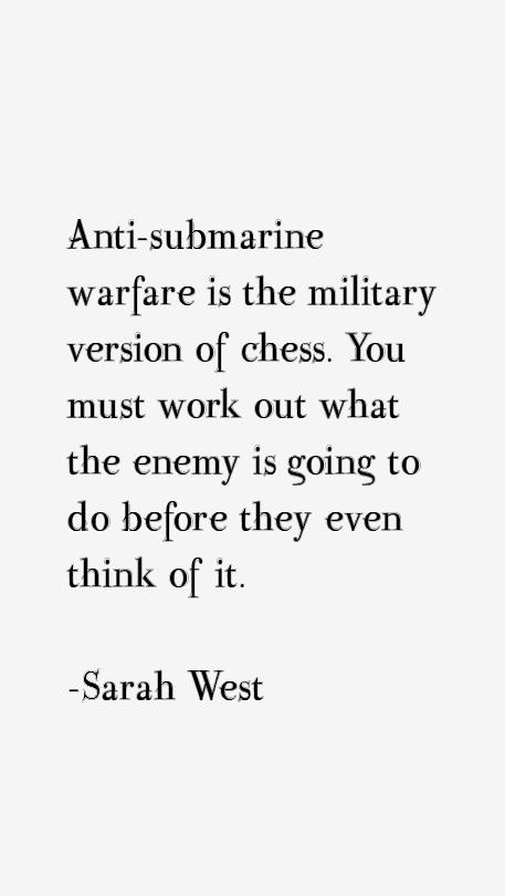 Sarah West Quotes