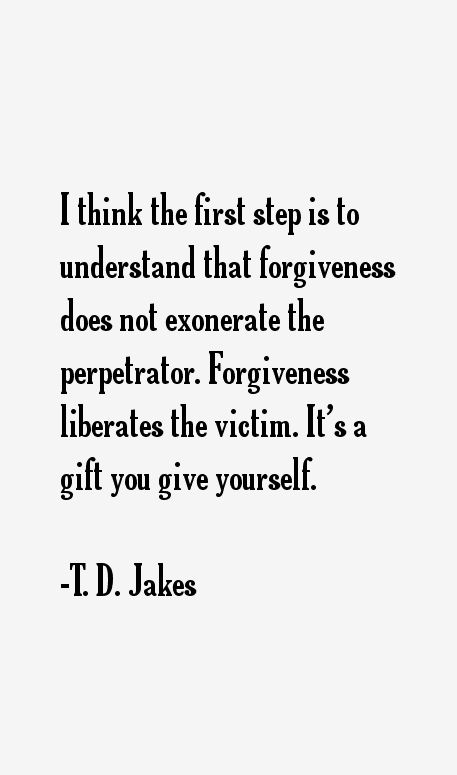 T. D. Jakes Quotes