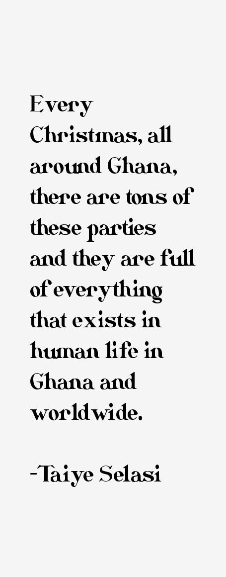 Taiye Selasi Quotes