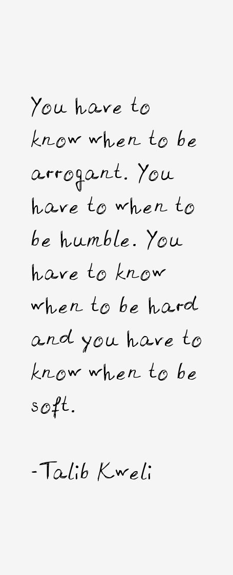 Talib Kweli Quotes