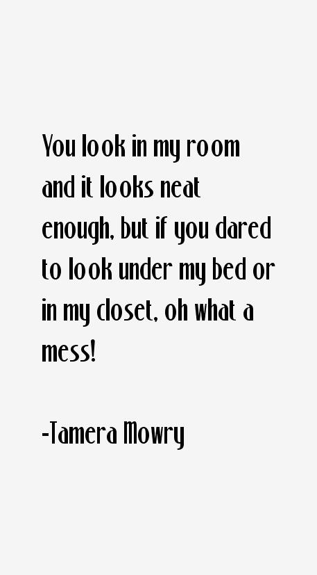 Tamera Mowry Quotes