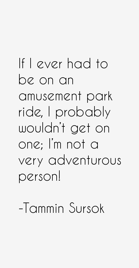 Tammin Sursok Quotes