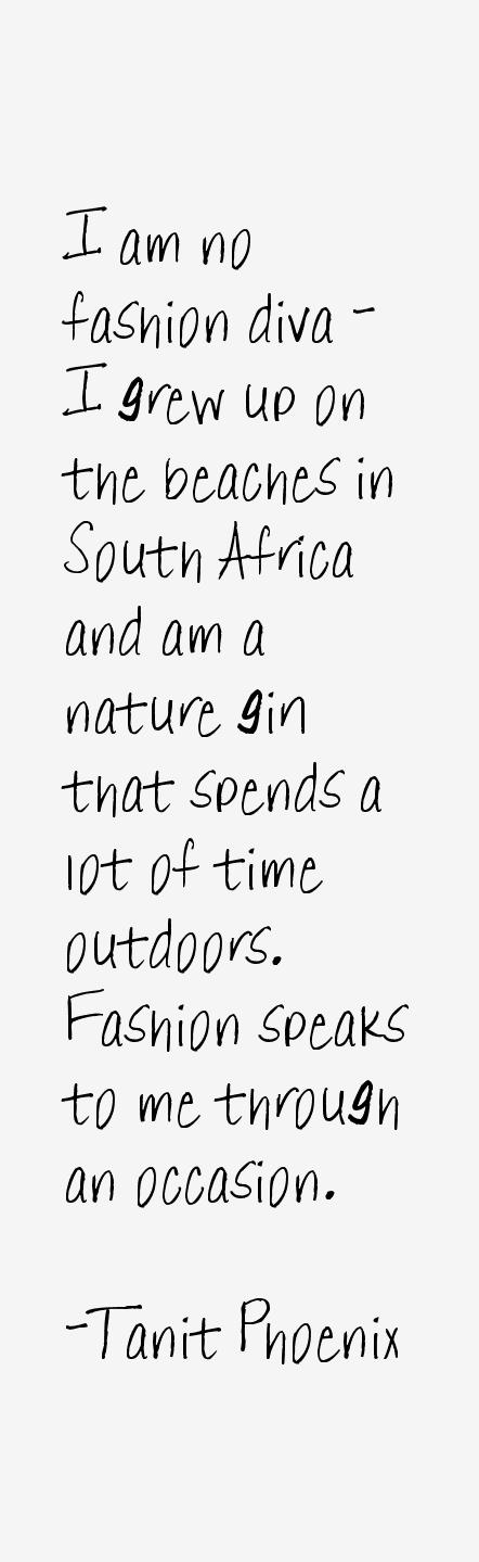 Tanit Phoenix Quotes