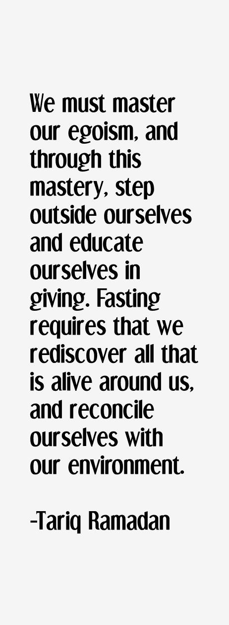 Tariq Ramadan Quotes