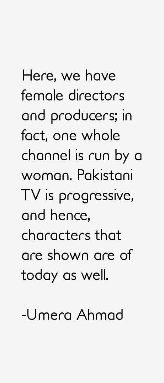 Umera Ahmad Quotes