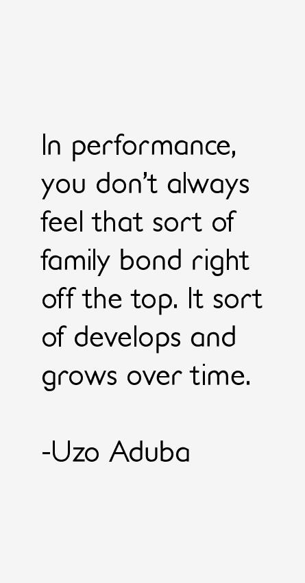 Uzo Aduba Quotes