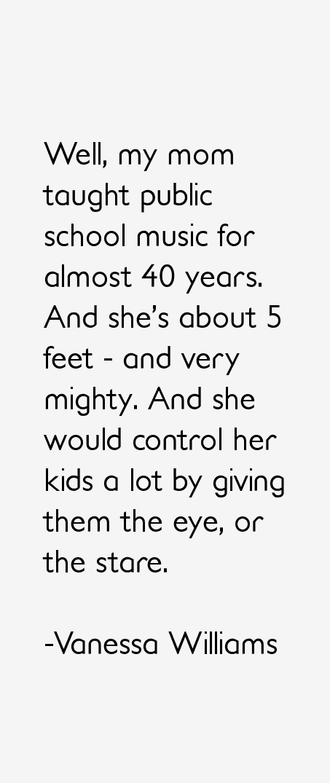 Vanessa Williams Quotes