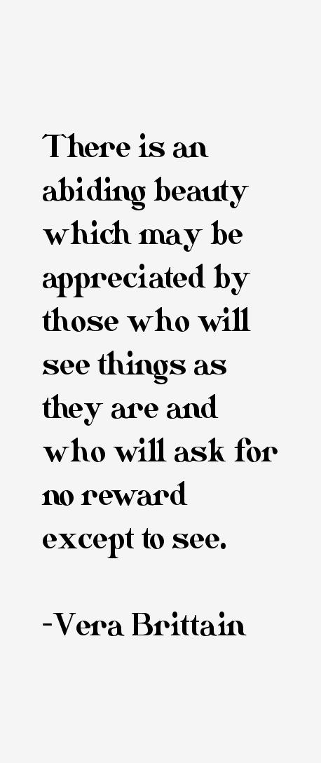 Vera Brittain Quotes